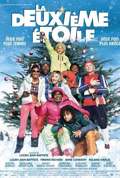 """Movie poster for """"La Deuxieme Etoile"""""""