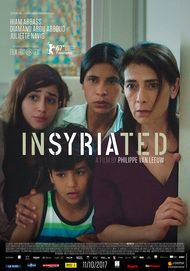 """Movie poster for """"INSYRIATED"""""""