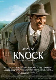 """Movie poster for """"KNOCK"""""""