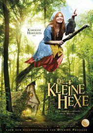 """Movie poster for """"DIE KLEINE HEXE"""""""
