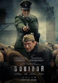 """Movie poster for """"SOBIBOR"""""""