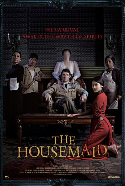 """Movie poster for """"THE HOUSEMAID"""""""