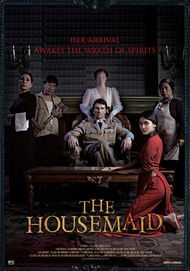 "Movie poster for ""THE HOUSEMAID"""
