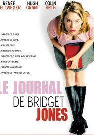 "Movie poster for ""BRIDGET JONES'S DIARY"""