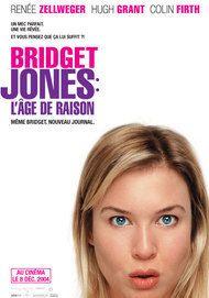 """Affiche du film """"BRIDGET JONES : L'AGE DE RAISON"""""""
