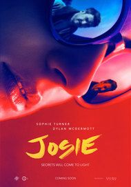 "Movie poster for ""JOSIE"""