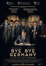 "Movie poster for ""BYE BYE GERMANY"""