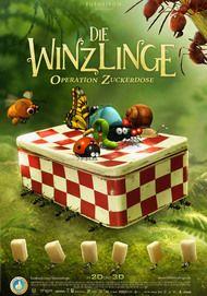 """Filmplakat für """"Die Winzlinge"""""""