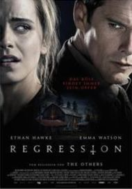 """Movie poster for """"Regression"""""""