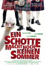 """Filmplakat für """"Ein Schotte macht noch keinen Sommer """""""