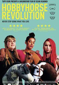 """Movie poster for """"HOBBYHORSE REVOLUTION"""""""