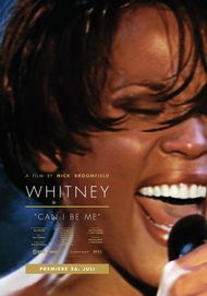 """Movie poster for """"WHITNEY: CAN I BE ME"""""""