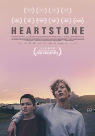 """Movie poster for """"HEARTSTONE"""""""