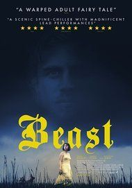 """Movie poster for """"BEAST"""""""