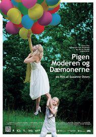 """Movie poster for """"PIGEN, MODEREN OG DÆMONERNE"""""""