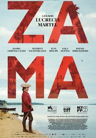"Movie poster for ""ZAMA"""