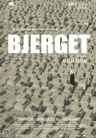 """Movie poster for """"BJERGET"""""""