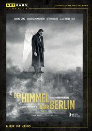 """Filmplakat für """"Der Himmel über Berlin"""""""