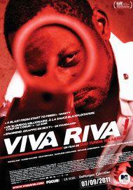 """Movie poster for """"VIVA RIVA"""""""