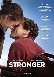 """Filmplakat für """"Stronger"""""""
