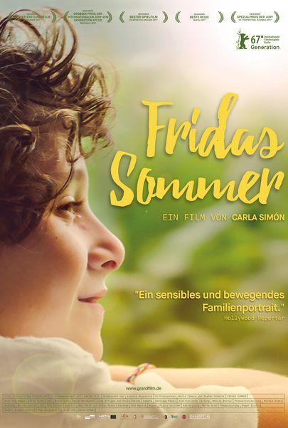 """Filmplakat für """"Fridas Sommer"""""""