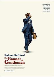 """Filmplakat für """"Ein Gauner & Gentleman"""""""