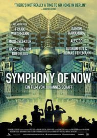 "Movie poster for ""Symphony of Now"""