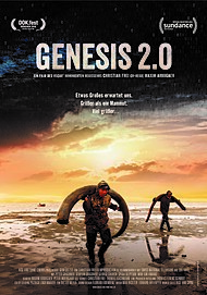 """Movie poster for """"GENESIS 2.0"""""""