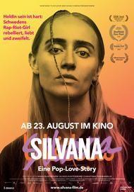 """Filmplakat für """"Silvana - Eine Pop-Love-Story"""""""