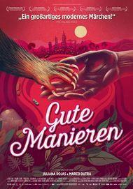 """Filmplakat für """"Gute Manieren"""""""