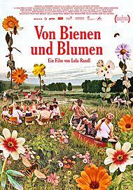 """Filmplakat für """"Von Bienen und Blumen"""""""