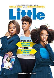 """Movie poster for """"LITTLE"""""""