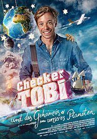 """Movie poster for """"Checker Tobi und das Geheimnis unseres Planeten"""""""