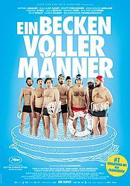 """Filmplakat für """"Ein Becken voller Männer"""""""
