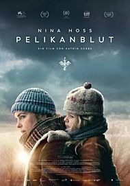 "Movie poster for ""PELIKANBLUT"""