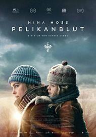 """Filmplakat für """"PELIKANBLUT"""""""