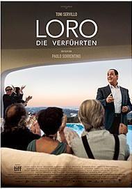 """Filmplakat für """"Loro - Die Verführten"""""""