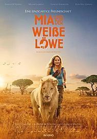 """Filmplakat für """"Mia und der weiße Löwe"""""""