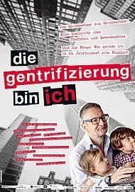"""Movie poster for """"Die Gentrifizierung bin ich"""""""