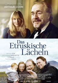 """Movie poster for """"Das etruskische Lächeln"""""""