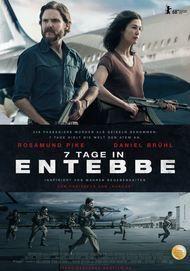 """Filmplakat für """"7 Tage in Entebbe"""""""
