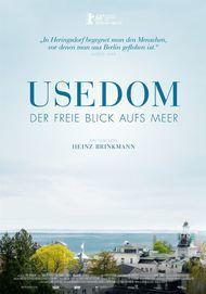 """Filmplakat für """"Usedom - Der freie Blick aufs Meer"""""""