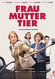 """Filmplakat für """"Frau Mutter Tier"""""""
