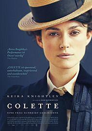 """Filmplakat für """"COLETTE"""""""