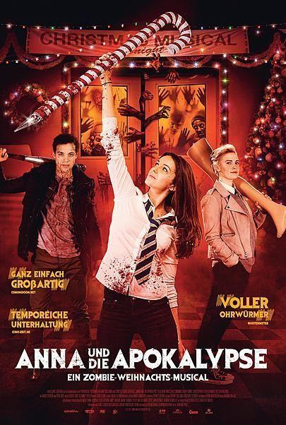 """Filmplakat für """"Anna und die Apokalypse"""""""