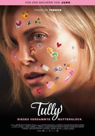 "Movie poster for ""TULLY"""