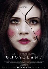 """Movie poster for """"GHOSTLAND"""""""