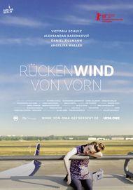 """Filmplakat für """"Rückenwind von vorn"""""""