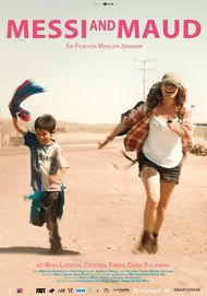 """Movie poster for """"Messi And Maud"""""""