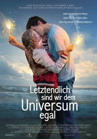 """Filmplakat für """"Letztendlich sind wir dem Universum egal"""""""